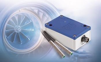 Rotation Speed Sensor for Industrial Measurement Tasks