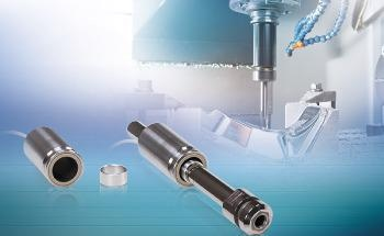 New Inductive Sensors are More Compact and Offer High Accuracy and Temperature Stability for Continuous Monitoring of Tool Clamping Position