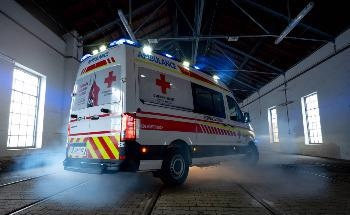 Red Cross in Lower Austria Benefits From CO Gas Warning System from MSR