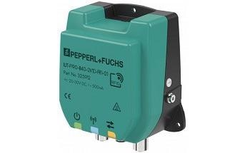 IUT-F190-B40 UHF Read/Write Head with Integrated Industrial Ethernet Interface and REST API Expands the Pepperl+Fuchs RFID Portfolio