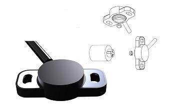 Phoenix America's R2 Series Absolute Rotary Position Sensors Suit Heavy Duty Position Feedback Tasks