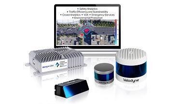 Velodyne Lidar Launches Breakthrough Intelligent Infrastructure Solution