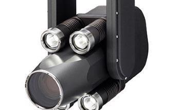 Highly Radiation Resistant Lenses for CCTV cameras