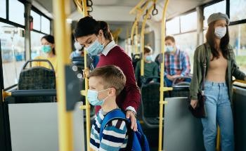 Passive Sensing on Public Buses Could Help Reduce the Spread of COVID-19