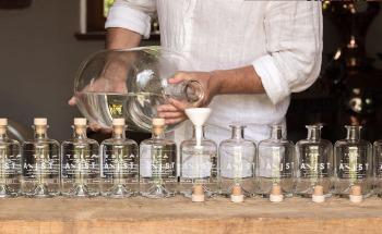 MSR-Electronic Installs CO2 Gas Warning System for Gin Distillery Near Graz