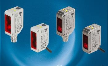 IO-Link Photoelectric Sensors with Groundbreaking Application Flexibility