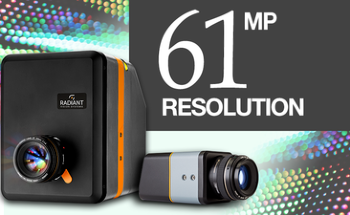 Radiant Vision Systems Introduces New ProMetric® Imaging Metrology Solutions with Resolutions up to 61 Megapixels
