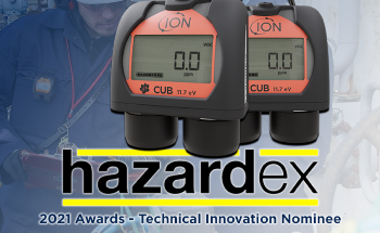 Detecting Success: ION Science Cub 11.7 eV Nominated for Technical Innovation Award