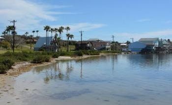 Economical Sensors to Track Climate Change Effects in Coastal Texas Town