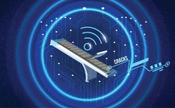 New Sensor to Monitor Strain in Materials and Wirelessly Communicate the Signal