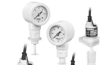 Pressure Transducers and Gauges for Semiconductor Applications
