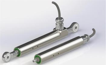 Positek's New S119 Series Precision Linear Position Sensor is Submersible and Compact