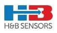 H&b Sensors Limited logo.