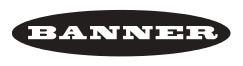 Banner Engineering Corp. logo.
