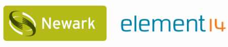 Newark element14 logo.