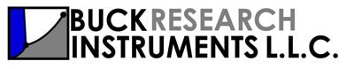 Buck Research Instruments LLC logo.