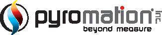 Pyromation, Inc. logo.