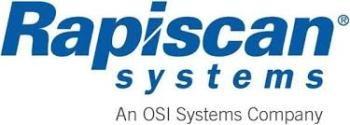 Rapiscan Systems logo.