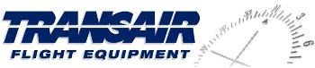Transair Flight Equipment logo.