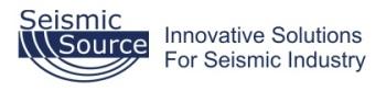 Seismic Source Co logo.