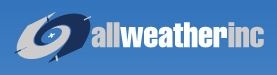 All Weather, Inc. logo.