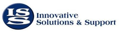 Innovative Solutions & Support logo.