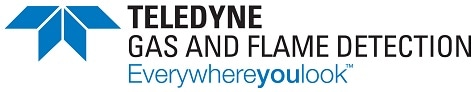 Teledyne Gas and Flame Detection logo.