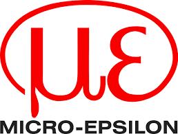 Micro-Epsilon logo.