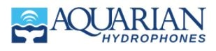 Aquarian Hydrophones logo.