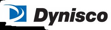 Dynisco logo.
