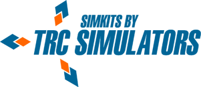 TRC Simulators b.v. logo.