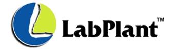 Labplant UK logo.