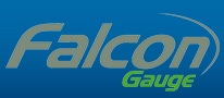 Falcon Gauge logo.