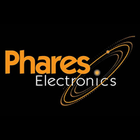 Phares Electronics, LLC logo.