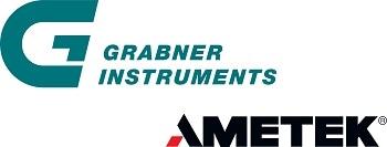 Grabner Instruments logo.