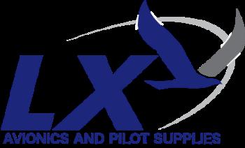 LX Avionics Ltd logo.