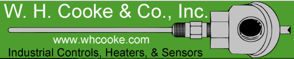 W. H. Cooke & Co., Inc.