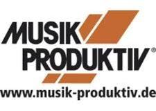 Musik Produktiv GmbH & Co.KG logo.