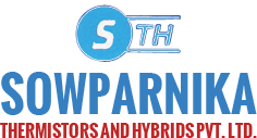 Sowparnika Thermistors and Hybrids Pvt. Ltd. logo.