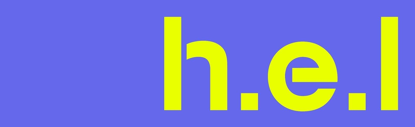 H.E.L Group logo.