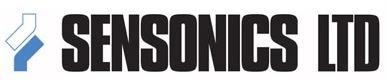 Sensonics Ltd. logo.