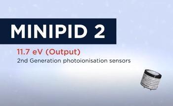 MiniPID 2 Photoionisation Sensor (11.7 eV UK)