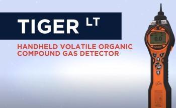 Portable VOC Gas Detector - Tiger LT