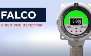 Fixed VOC Gas Detector: Falco
