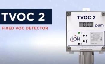 Fixed VOC Gas Detector: TVOC 2