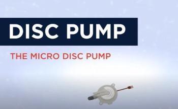 Micro Disc Pump
