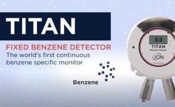 Titan: Benzene Fixed Gas Detector