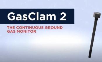 GasClam2: Ground Gas Detector