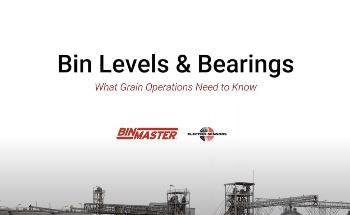 Bin Level and Bearings: Grain Bin Inventory