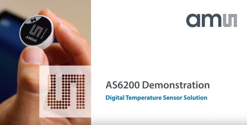 AS6200 Digital Temperature Sensor Solution
